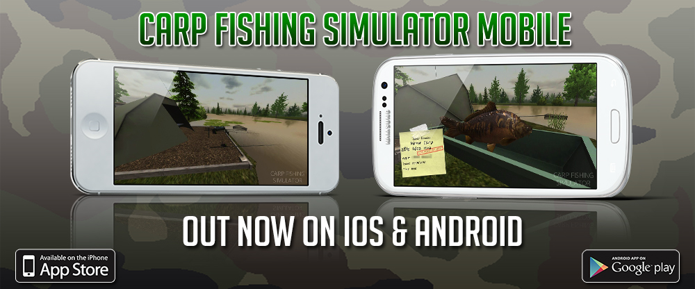 Carp Fishing Simulator Mobile